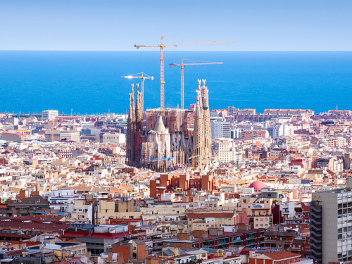 Barcelona Spain Antoni Gaudi Cruise Excursion Cost