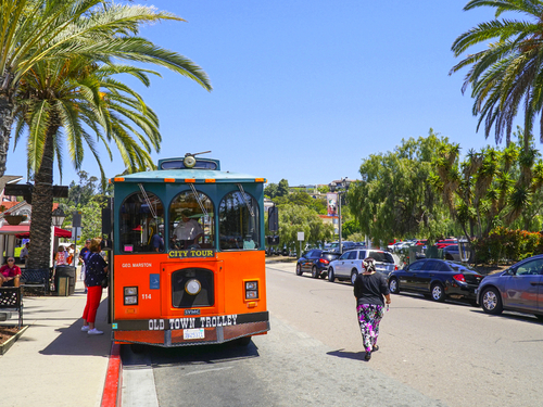 San Diego  California San Diego Embarcadero trolley Tour Reviews