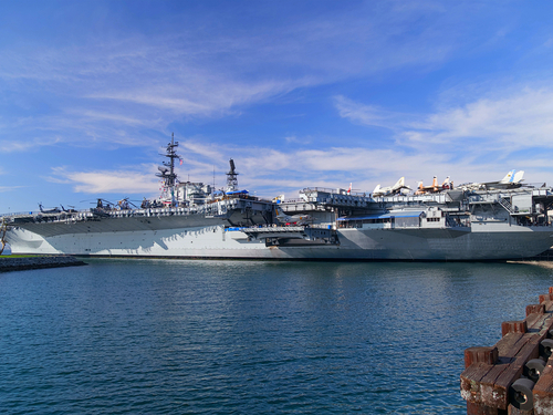 San Diego USS Midway  Musseum Trip Booking