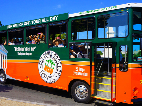 San Diego Horton Plaza trolley Tour Reservations
