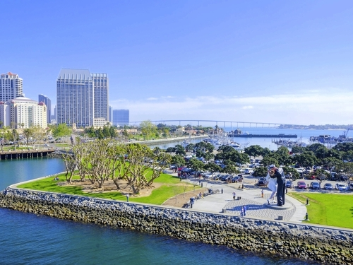 San Diego California Navy Pier Musseum Cruise Excursion Reviews