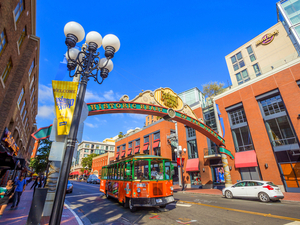 San Diego Hop On Hop Off Trolley 1 Day Silver Pass Excursion