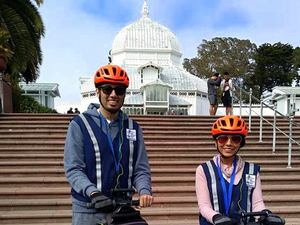 San Francisco Golden Gate Park Segway Excursion