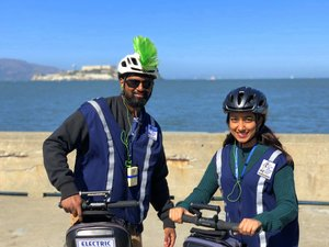 San Francisco Wharf & Waterfront Segway Excursion