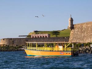 San Juan Bay Sightseeing Big Boat Excursion