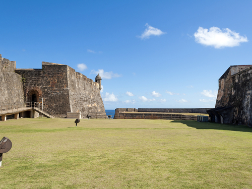 San Juan Puerto Rico San Juan Gate Walking Tour Reservations