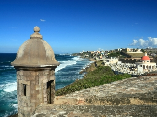 San Juan Puerto Rico La Rogativa Monument Walking Trip Reviews