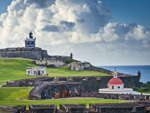 San Juan Explore Historic Sites Walking Excursion