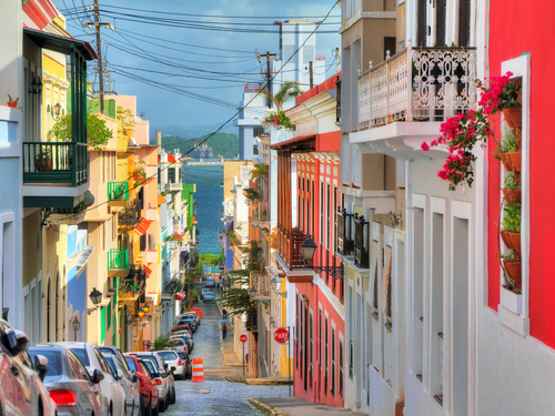 San Juan Historic Sites Walking Cruise Excursion Reservations