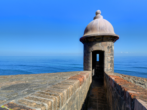 San Juan El Morro Fort Walking Shore Excursion Tickets