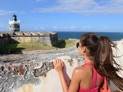 San Juan San Juan Gate Walking Tour Booking