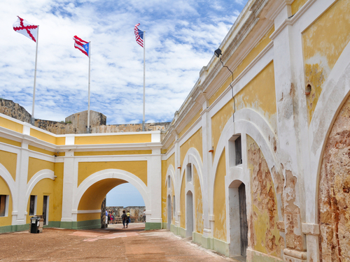 San Juan El Morro Fort Walking Cruise Excursion Cost