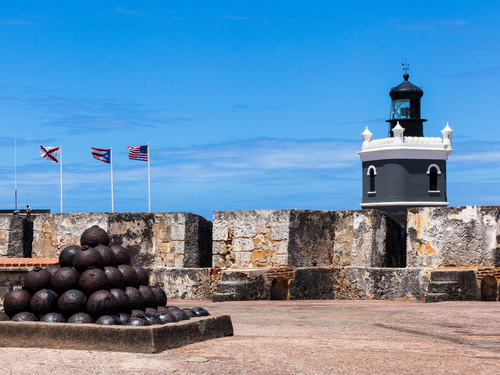 San Juan Puerto Rico La Rogativa Monument Walking Cruise Excursion Cost