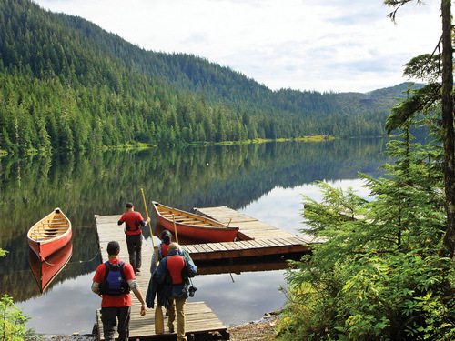 Ketchikan Alaska Rain forest hike Tour Booking