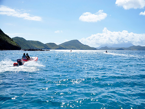 St. Kitts ballast bay Trip Reservations