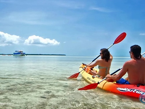Key West kayaking Excursion Cost