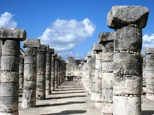 Progreso  Yucatan chichen itza mayan ruin Cruise Excursion