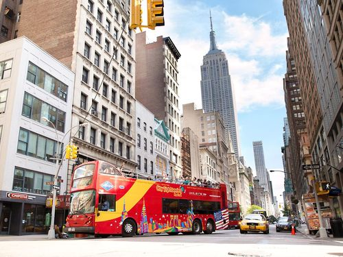 New York Central Park Shore Excursion Prices