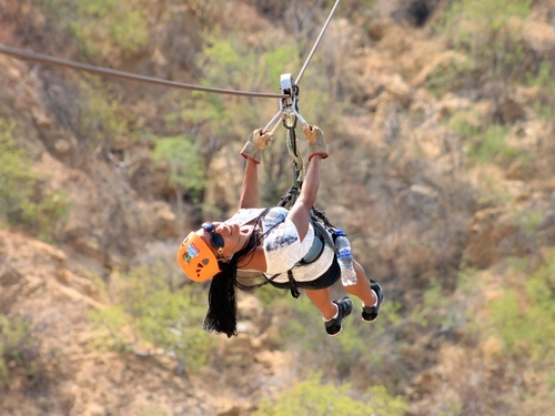 Cabo San Lucas zip line Tour Tickets