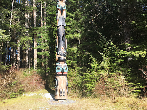 Sitka Alaska / USA Totems Sightseeing Excursion Reservations