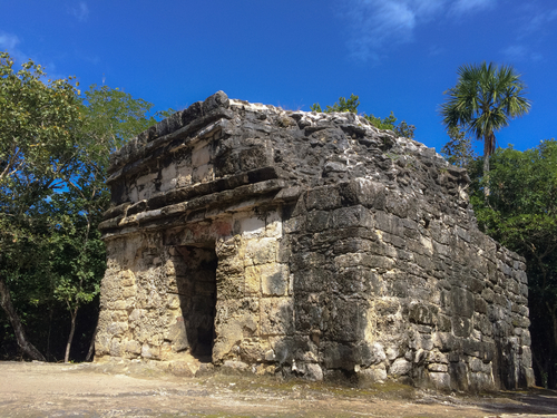 Cozumel Mexico San Gervasio Mayan Ruins Cruise Excursion Booking