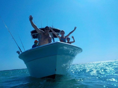 Roatan Honduras deep sea fishing Trip Cost