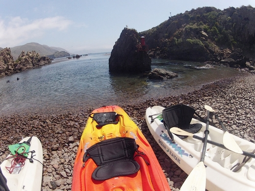 Ensenada  Mexico Kayaks for one or two Cost