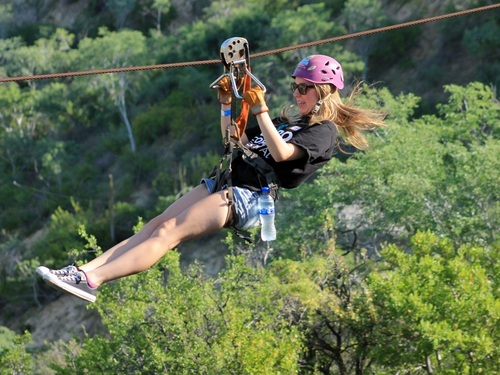 Cabo San Lucas zip line Shore Excursion Booking