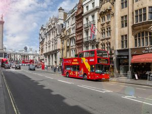 Southampton Hop On Hop Off London City Sightseeing Bus Excursion