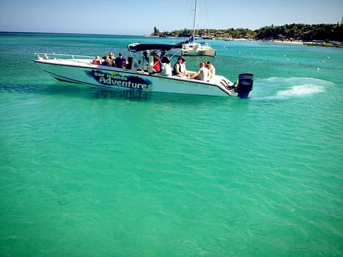Roatan powerboat Reservations