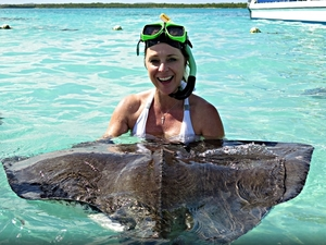 St John S Antigua Stingray Snorkel And Sightseeing Excursion