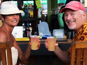 St. Kitts Bar Hop Rum Tasting and Sightseeing Excursion