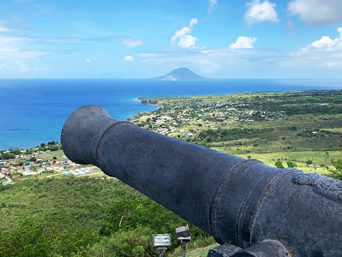 St. Kitts  Basseterre Brimstone Hill Fortress Sightseeing Tour Cost