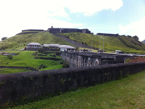 St. Kitts  Basseterre Romney Manor Sightseeing Trip Reservations