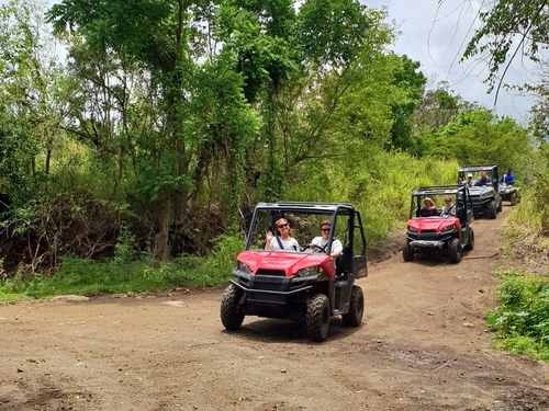 St. Kitts  Basseterre Brimstone Hill Fortress UTV Excursion Reservations