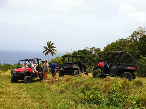 St. Kitts Old Sugar Estate UTV Shore Excursion Prices