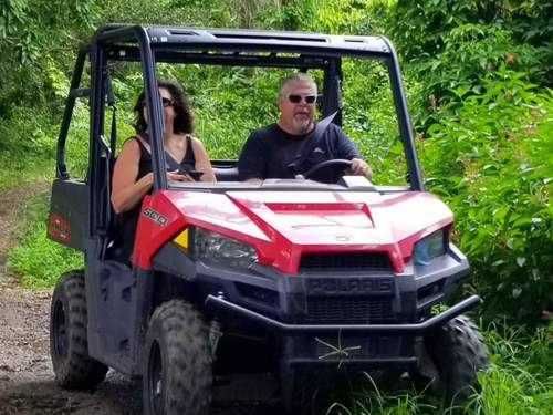 St. Kitts Mount Liamigua UTV Tour Tickets