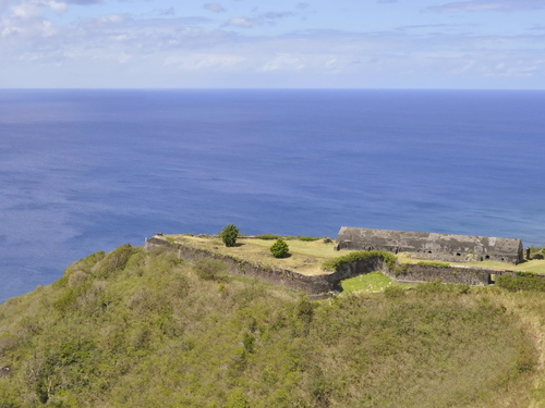 St. Kitts  Basseterre Brimstone Hill Fortress UTV Tour Reviews