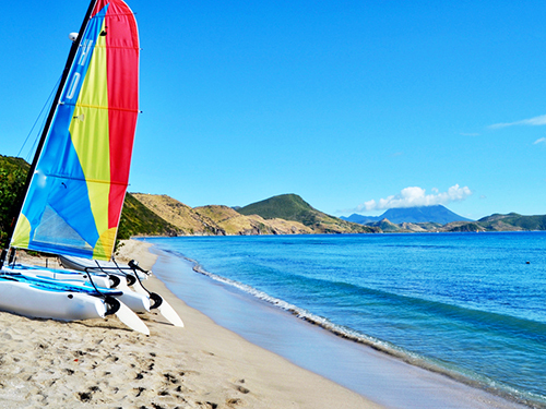 St. Kitts Sandy Beach Sightseeing Tour Booking