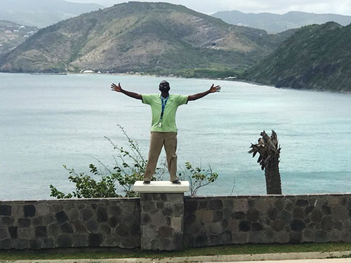 St. Kitts  Basseterre Timothy Hill Sightseeing Excursion Reviews