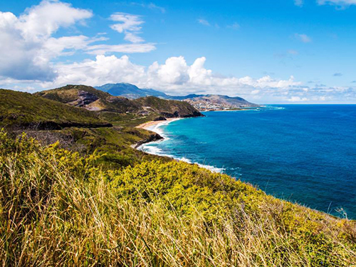St. Kitts Secluded Bay Cruise Excursion Booking