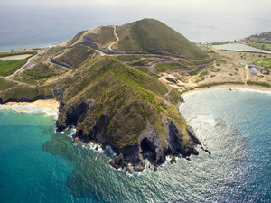 St. Kitts Island Sightseeing and Beach Excursion