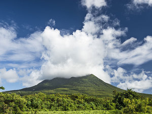 St. Kitts Mount Liamuiga Volcano Hiking Excursion