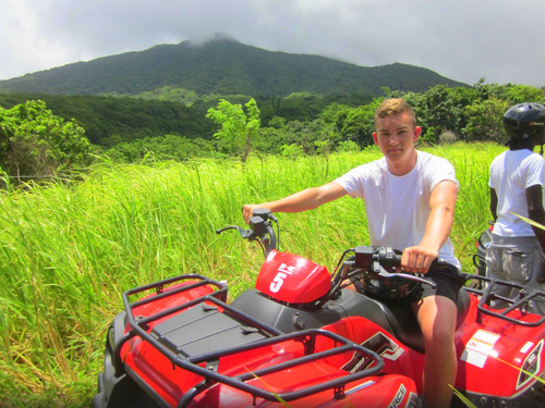 St. Kitts ATV Shore Excursion Cost