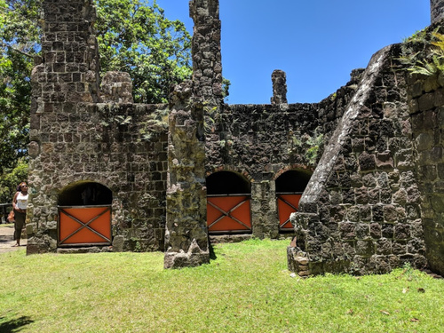 St. Kitts Brimstone Hill Fortress UTV Shore Excursion Tickets