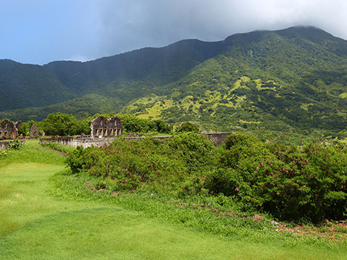 St. Kitts Basseterre Volcano Excursion Reservations