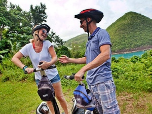St. Lucia Adventure Off-Road Segway Excursion