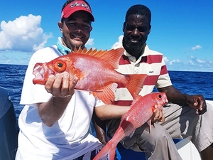 St. Lucia Caribbean Bottom Fishing Excursion