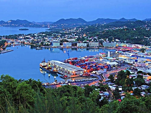 St. Lucia island sightseeing Cruise Excursion Booking