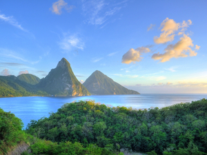 St. Lucia Pitons and Village Life Excursion